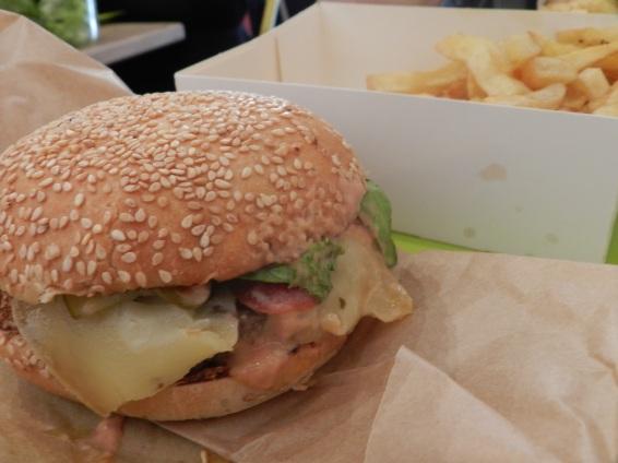 burger bioburger