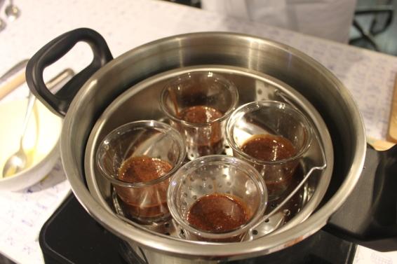 moelleux au chocolat à la cocotte minute